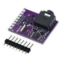 Breakout Board Si4703 FM RDS Tuner For AVR ARM PIC for arduino Diy Kit