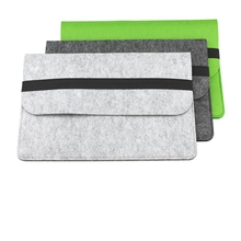 Fashion Wool Felt Portable Tablet Sleeve Bag for iPad 2 3 4 for iPad Mini 1 2 3 Case for iPad Air 1 2 Case Laptop Cover Sleeve