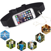 Waterproof Running Pocket Sport GYM Bag Pouch Cover Waist Belt Mobile Phone Case For Microsoft Nokia Lumia 535 640 xl 650 820