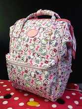 New Cute Hello Kitty Backpack Bag School Bag Purse yey-6601