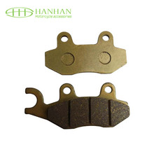 High quality Wholesale and retail Front Brake Pads Fit SUZUKI AN400 ZK7/K8/K9/ZAK9 Burgman/Skywave 07-10 F(left)(China)