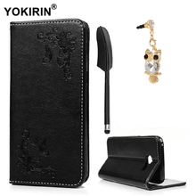 YOKIRIN Magnetic Wallet Case For Samsung Galaxy A5 2017 A5200 Flip Leather Cover For Samsung Galaxy A5 A520F Card Slot Stand Bag(China)