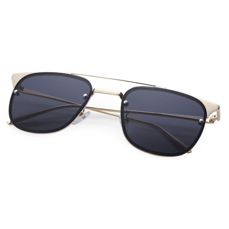 Fashion lady plastic sunglasses cheap hot sale Jelly Color  Metal Frame Leg<br><br>Aliexpress