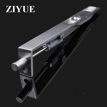 Free Shipping Double Door Hidden Pin 304 Stainless Steel Composite Door  Bolt Door Latch 6 Inch  12 Inch