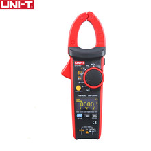 UNI-T UT216D 600A Digital Clamp Meters NCV V.F.C Diode LCD Backlight OLED Display Analogue Bar Graph Work Light(China)