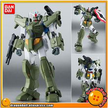 "Japan Anime ""Mobile Suit Gundam 00 V"" Original BANDAI Tamashii Nations Robot Spirits No.214 Action Figure - Full Armor 0 Gundam(China)"