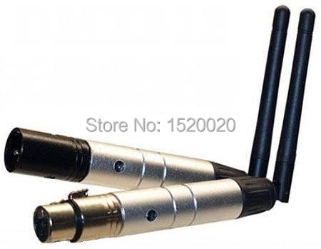 Stage Light DMX 512 Controller Wireless Transmitter, Receiver Lighting Control<br>