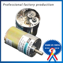 DC Micro-motor Low Speed High Torque Motor Small Motor Speed Reversing Gear Motor On Sale(China)