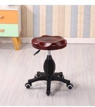 Living room change shoes stool Shoes store for the changing shoes lift stool black coffee brown color living room stool retail