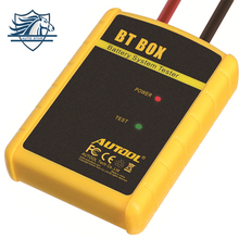 Promotion !!! Battery Tester AUTOOL BT BOX Support Android/ISO Powerful Function Automotive Battery Analyzer