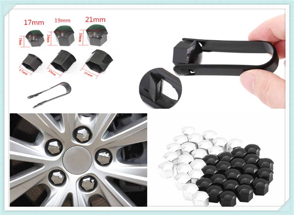Car & Truck Wheels, Tires & Parts Auto Parts & Accessories BMW E36 E39 E46 E60 Wheel Lug Bolts Set 20 Rim Screw Stud Fastener Nut