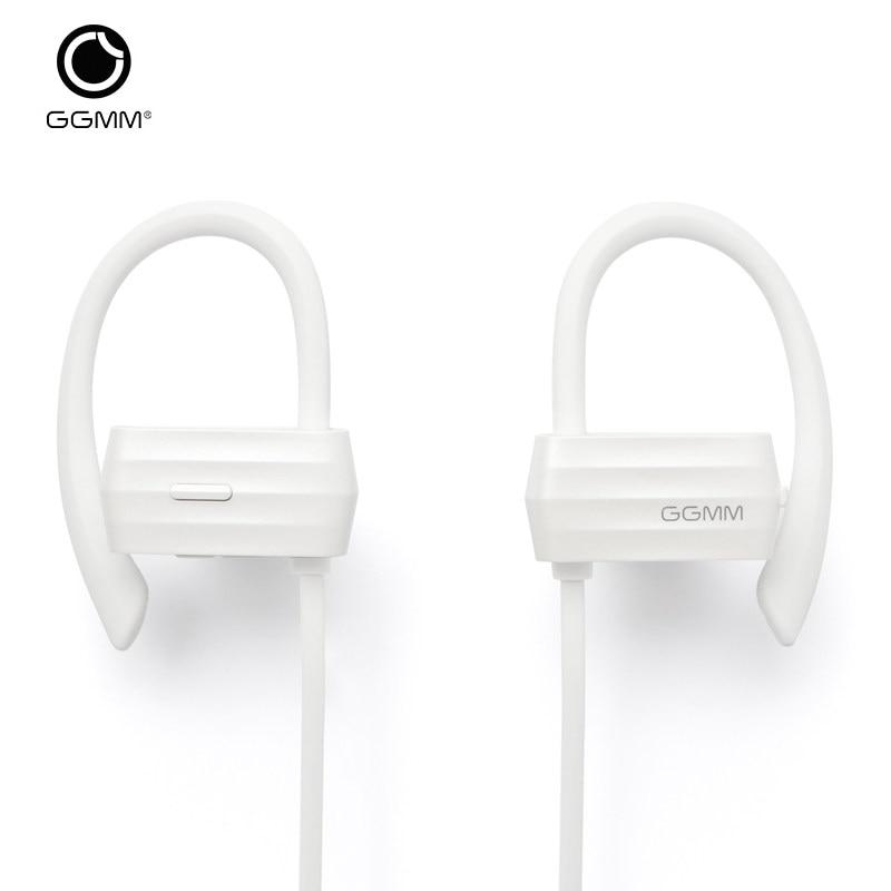 GGMM sport Earphone auricular bluetooth Earbuds MFI Stereo bluetooth Earphone for iPhone iPod Mobile Phone ecouteur bluetooth<br><br>Aliexpress