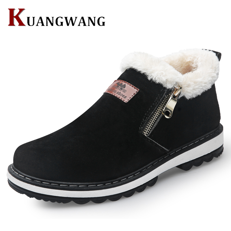 New Arrival Lace-Up Men Fashion Boots Wear Resistant Handmade Ankle Boots Working Boots Men Casual Shoes Size 39~44<br>