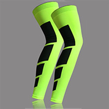 Universal Motorcycle 1 Pair Leg Sleeve  Protection Wrap Pads Soccer Football Basketball Sport Compression Skin Guards Running Cy