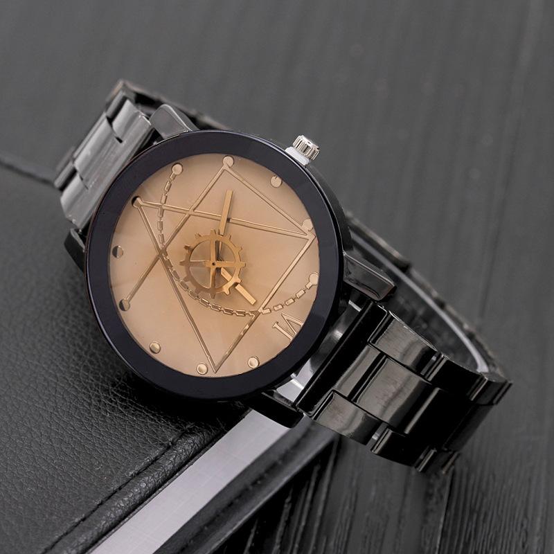 Splendid Original Brand Watch Men Watch Women Full Steel Men's Watch Women's Watches Clock saat erkek kol saati relogio feminino 16