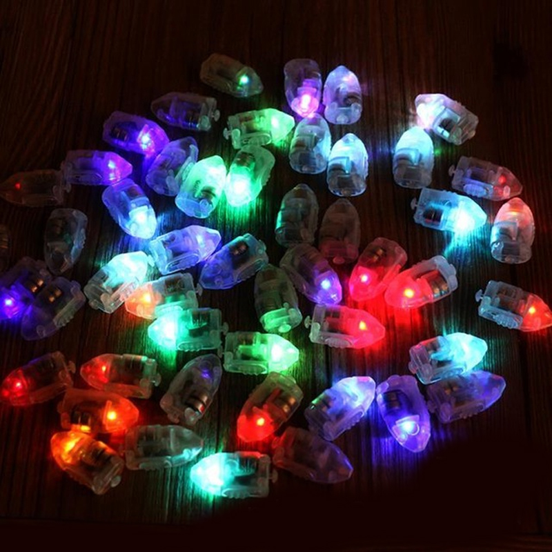 12pcs/lot LED RGB Flash Lamps Balloon Lights Paper Lantern Balloon Light NOGOO balloon Wedding Decoration led party lights