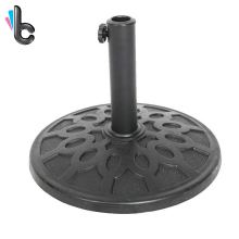 Heavy Duty Outdoor Patio Umbrella Base Stand Black(China)