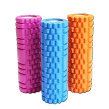 5 Colors EVA Point Yoga Foam Roller for Fitness Home Gym Pilates Physiotherapy Massage