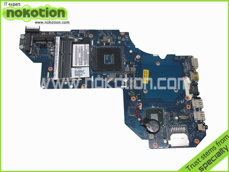 laptop motherboard for hp pavilion M6 M6T 686928-001 LA-8713P HM77 GMA HD 4000 DDR3<br><br>Aliexpress