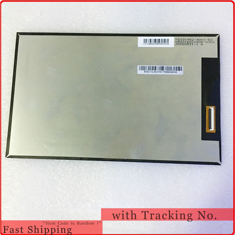 New LCD Display Matrix For 10.1 KD101N52-40NI-B2 inner LCD Screen Module Lens Panel Glass Replacement Free Shipping<br>