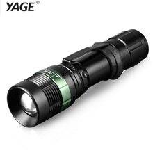 YAGE YG-338C Flashlight XP-G Torch Lamp CREE LED Flashlight Torch Light 18650 Rechargeable Battery AAA Hand Lamp Lantern