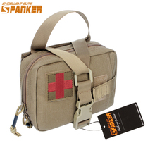 EXCELLENT ELITE SPANKER Molle Medical Pouch EDC Bag Pouch Hunting Bag Pocket Outdoor Military Tactical Camping Accessories Bags(China)