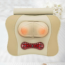 2016 High Quality Neck and Back Massage Cushion Neck and Shoulder Massage Pillow for Sale Free Shipping