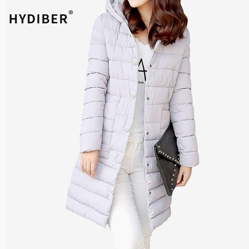 Plus Size 2016 Winter Women Long Coat Cotton Padded Slim Thick Wadded Fur Ball Hooded Jacket Parkas Warm Outerwear Womens TopsÎäåæäà è àêñåññóàðû<br><br>