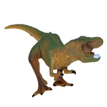 Kids Fun Gags Dinosaur Toy Set Dinosaur Model Action and Figures Gags Joke Props Learning Educational Best Gift for Boys P15(China)