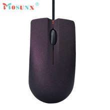 Ecosin2   Optical USB Wired Game Mouse Mice For PC Laptop Computer raton wired mouse 17mar20