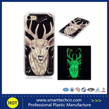Manufacture custom 2017 Shenzhen fashion designs IMD IML technique mobile phone cover(China)