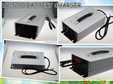 1200w Battery Charger 12v 24v 36v 48v 60v 72v 84v 50a 35a 20a 18a 15a 12a 10a for Lead acid , Lifepo4, Lithium battery case