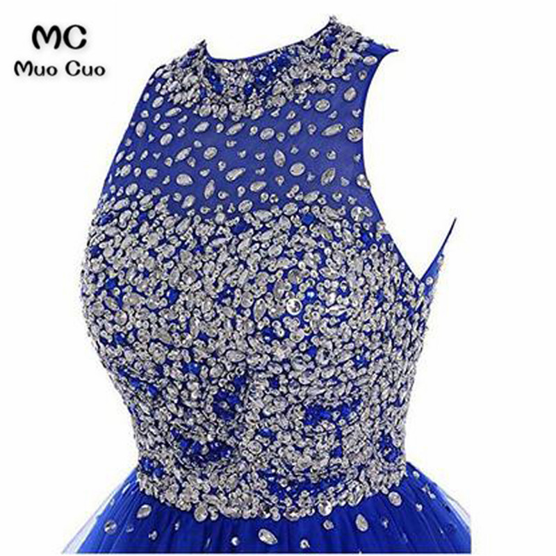 Short Tulle Beading Homecoming Dress Prom Gown76