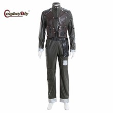 Cosplaydiy Battlestar Galactica Flight Suit Cosplay Costume For Adult's Men Carnival Party Uniform Custome Made D0822