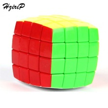 HziriP New 3x3x3 Kids Magic Cube Toy Speed Puzzle Cube Colorful  No Sticker Cube Magic Toys Educational Toys For Children Gifts