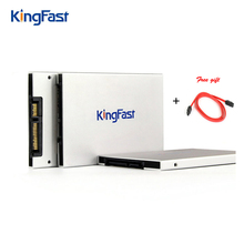 "F6 Kingfast  2.5"" internal 32GB 60GB 128GB SSD 7mm metal for PC notebook Laptop desktop SATAIII 6GBps HDD Solid State Hard Disk"