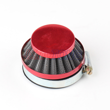 free shipping air filter 47cc 49cc Pocket bike mini moto atv two 2 stroke engine 58mm size 37CC 43CC accessories
