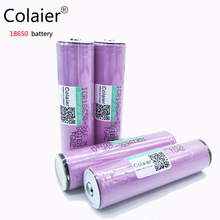 Colaier 4pcs Original For Samsung protected 18650 2600mAh 3.7 V rechargeable battery ICR18650-26FM with 3.7V PCB