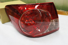 New Rear lights FOR TOYOTA COROLLA 2004 2005 2006 outside Tail Light lamp rear hedlight