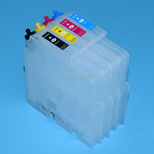 4 color ink cartridge with ARC chip for Ricoh GC31 for Ricoh e2600 e3300 e3300n e3350n e5050n e5500 e5550n e7700 gx7500 printer
