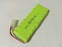 1PCS/lot New Origina AA Ni-MH 12V 1800mAh Ni MH Rechargeable Battery Pack With Plugs Free Shipping