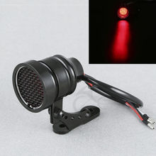 New LED Integrated Custom Tail Light Motorcycle For Cafe Racer Chopper Bobber Dyna Fat Bob Universal(China)