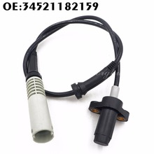 34521182159 ABS Wheel Speed Sensor Front Fits BMW E39 Sedan Wagon 2.0-4.4L 1995-2004(China)