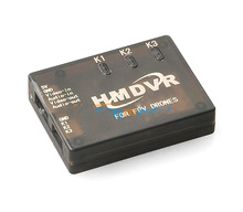 New HMDVR FPV through the machine for mini DVR Video Audio Recorder(China)