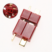 Top Quality RC Lipo Battery Helicopter 10 Pair T Plug Connectors Male Female for Deans(China)