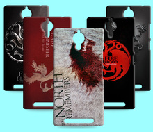 Ice and Fire Cover Relief Shell For Lenovo S60 S60T Cool Game of Thrones Phone Cases For Lenovo K80 K80M P90