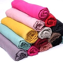 New Fashion Design Ramie Cotton Scarf Female Summer Autumn All-match Girl Scarf Long Scarf