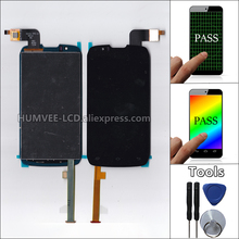 New Touch Screen Panel Digitizer Glass LCD Display screen For DNS S4502 4502 S4502M Highscreen boost Cloudfone Thrill430X