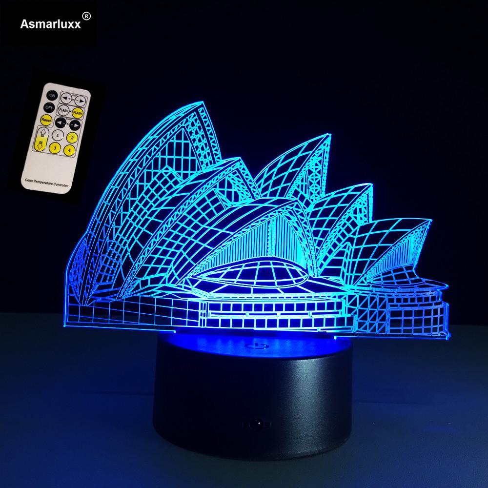 Asmarluxx 3D Night Lamp00507