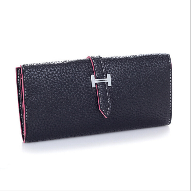 N699 2017 6Colors For a Gift Top Quality Bag Vintage Ladies Woman Wallet New Desigh Faux Leather Zip Purse Long Clutch Handbag<br><br>Aliexpress